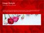 Beautiful Heart of Red Rose Petals slide 10