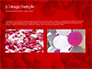 Beautiful Heart of Red Rose Petals slide 11
