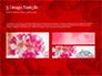 Beautiful Heart of Red Rose Petals slide 12
