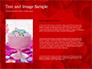 Beautiful Heart of Red Rose Petals slide 15