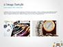 Online Shopping and Management Concept slide 11