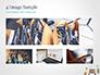 Online Shopping and Management Concept slide 13