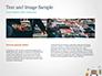 Online Shopping and Management Concept slide 14