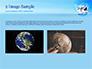 Earth in Water Splash slide 11