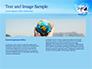 Earth in Water Splash slide 14