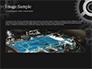 Metal Realistic Cogwheels slide 10
