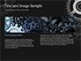 Metal Realistic Cogwheels slide 14