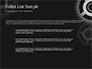 Metal Realistic Cogwheels slide 7
