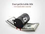 Barrel of Oil on Dollars Pack slide 1