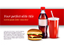 Fast Food Menu slide 1