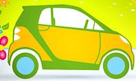 Eco Car Presentation Template