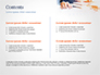 Businessman Analyzing Charts slide 2