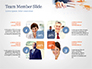 Businessman Analyzing Charts slide 20