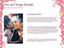 Pink Greeting Card slide 15