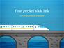 High-Speed Train Illustration slide 1