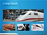 High-Speed Train Illustration slide 13