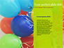 Colorful Balloons and Garlands slide 9