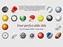 Sports Equipment Icons slide 1