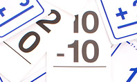Math Flashcards Presentation Template