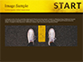 Businessman Standing in Start Position slide 10