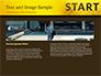 Businessman Standing in Start Position slide 14