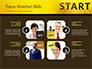 Businessman Standing in Start Position slide 20
