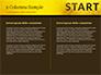 Businessman Standing in Start Position slide 5