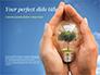 Light Bulb with Tree Inside slide 1