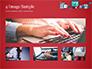 Online Education Concept slide 13