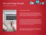 Online Education Concept slide 15