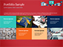 Online Education Concept slide 17