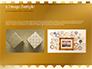 Background of Golden Hearts slide 11