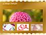 Background of Golden Hearts slide 13