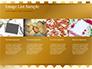 Background of Golden Hearts slide 16