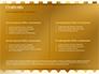 Background of Golden Hearts slide 2