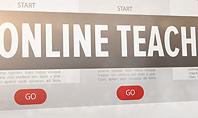Online Teaching Presentation Template