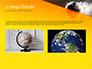 Dark Digital Globe slide 11