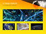 Dark Digital Globe slide 13