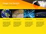 Dark Digital Globe slide 16