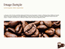 Coffee Cup and Coffee Beans slide 10