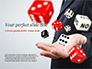 Gambling Concept slide 1