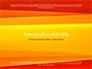 Bright Orange Background slide 1
