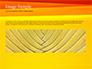 Bright Orange Background slide 10