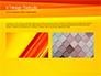 Bright Orange Background slide 11