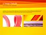 Bright Orange Background slide 12