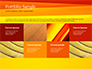 Bright Orange Background slide 17