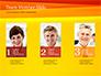 Bright Orange Background slide 19