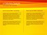 Bright Orange Background slide 5
