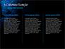 Abstract Geometrical Blue Bear slide 6
