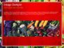 Colorful Rainbow Food slide 10